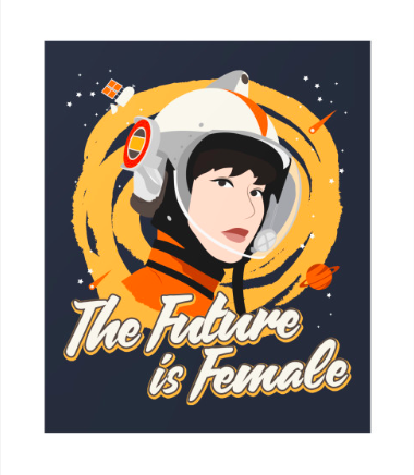 Farren: The Future is Female